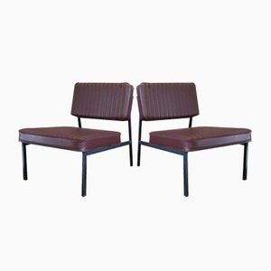 Modernist Lounge Chairs from Matco, 1950s, Set of 2