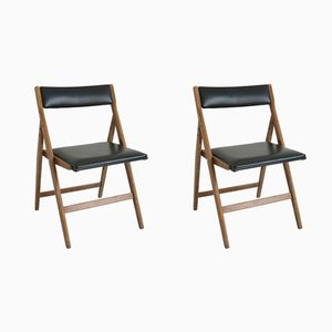 Eden Dining Chairs by Gio Ponti, 1950s, Set of 2