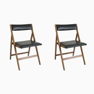 Eden Esszimmerstühle von Gio Ponti, 1950er, 2er Set