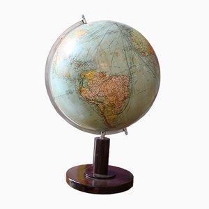 Mid-Century Globe