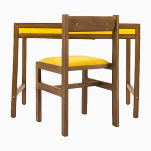 Desk and Chair Set by André Sornay, 1960s