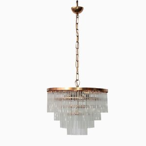 Chandelier by Gaetano Sciolari for Sciolari, 1960s