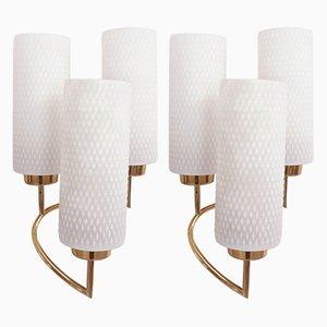 Sconces by dr Moor for BAG Turgi, 1960s, Set of 2