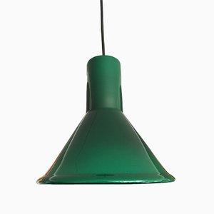 Dänische P & T Deckenlampe von Michael Bang für Holmegaard, 1970er