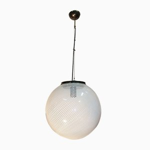 Italian Murano Glass Pendant Lamp from VeArt, 1960s