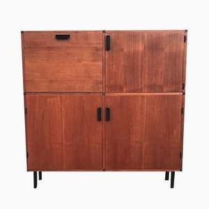 Teak Highboard by Cees Braakman for Pastoe, 1960s