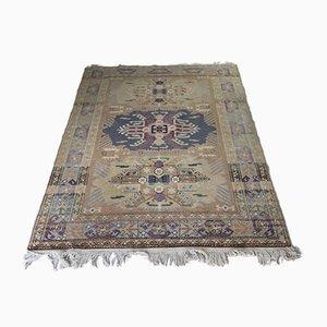 Alfombra armenia antigua de lana