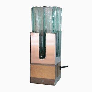 Moderne Tischlampe von Gaetano Sciolari für Sciolari, 1970er