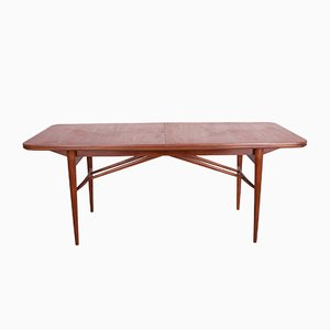 Teak Extendable Dining Table by Robert Heritage for Archie Shine, 1960s