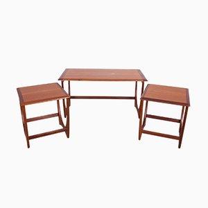 Tables Gigognes en Teck par Victor Wilkins pour G-Plan, années 70