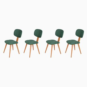 Polish 5827 Dining Chairs from Fameg Radomsko, 1970s, Set of 4
