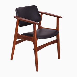 Armchairs by Arne Vodder, 1960s, Set of 2