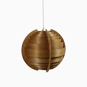 Spherical Ceiling Lamp by Hans-Agne Jakobsson, 1970s