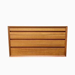 Teak Set of Drawers by Poul Cadovius for Cado, 1960s