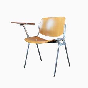 Chaise de Salon DSC par Giancarlo Piretti pour Castelli / Anonima Castelli, années 60