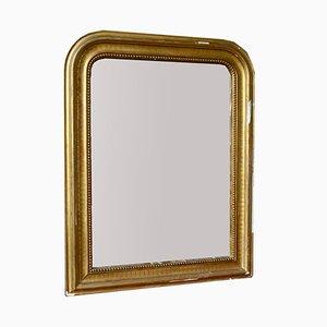 Specchio dorato antico