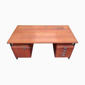 Mid-Century Schreibtisch von Herbert Hirche für Holzäpfel, 1950er