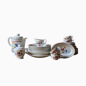 Vintage Tableware Set, 1940s, Set of 36