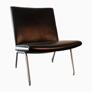 Danish Model AP39 Airport Chair by Hans J. Wegner for A.P. Stolen, 1960s