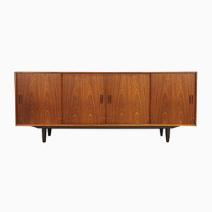 Rosewood Sideboard by Erik Jensen for P. Westergaard Mobelfabrik., 1970s