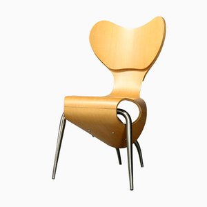 Aleph Collection Empty Chair by Ron Arad for Driade, 1990s