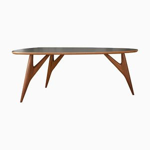Table TED ONE Medium Grise de Greyge