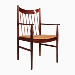 Model 422 Rosewood Dining Chair by Arne Vodder for Sibast, 1960s