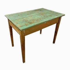 Italienischer Vintage Esstisch aus Tannenholz