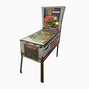American Pinball Machine, 1976