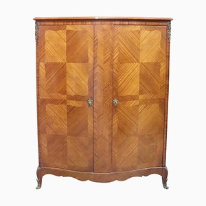Vintage Italian Rosewood Cabinet, 1950s