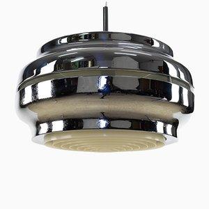 Große deutsche Vintage Deckenlampe