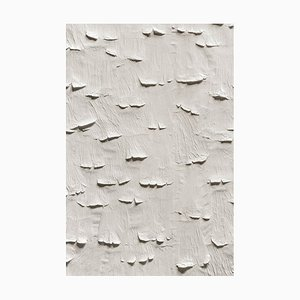 Carta da parati Ginko Bianco di Fabscarte