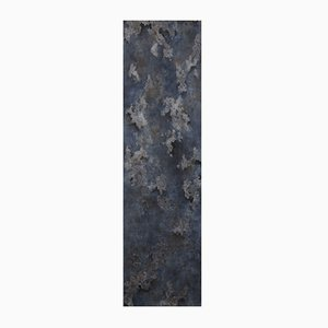 Midnight Moon Dust Wallpaper by Martin Thompson for Fabscarte