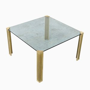 Square T14 Dining Table by Peter Ghyczy for Ghyczy, 1970s