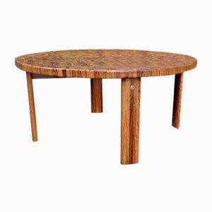Table Basse Modèle 43 Vintage en Palissandre pour Bramin