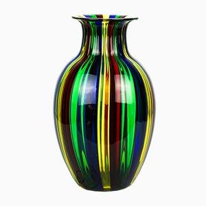 Vaso in vetro di Murano soffiato colorato di Urban per Made Murano Glass, 2019