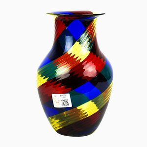 Colombia Blown Murano Glass Vase by Urban for Made Murano Glass, 2019