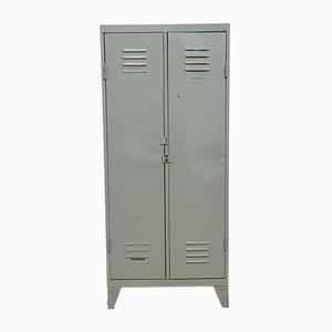 Industrial Metal Cabinet, 1960s