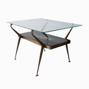 Italian Coffee Table from Cesare Lacca, 1950s