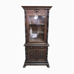 Antique Renaissance Style Walnut Sideboard