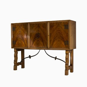 Mahogany Cabinet by Otto Schulz for Boet, 1930s