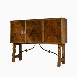 Mueble de caoba de Otto Schulz para Boet, años 30