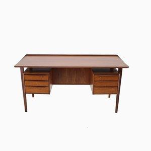 Schreibtisch aus Teak von Peter Løvig Nielsen, 1960er