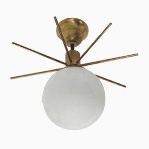 Mid-Century Deckenlampe, 1960er