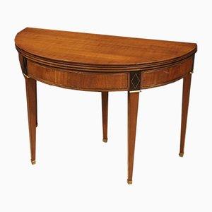 Französischer Mid-Century Spieltisch, 1950er