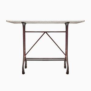 Tavolo da giardino antico