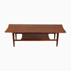 Mid-Century Teak Coffee Table by Richard Hornby for Heal's, 1960s