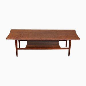 Table Basse Mid-Century en Teck par Richard Hornby pour Heal's, 1960s