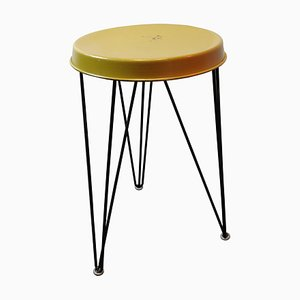 Metal Stool by Tjerk Reijenga for Pilastro, 1960s