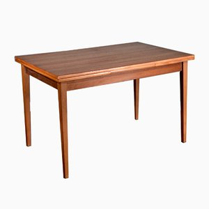 Mid-Century Teak Dining Table from Hugo Troeds, 1960s